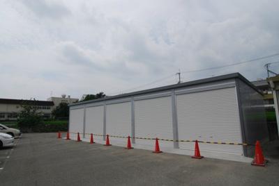 【外観】オマージュ倉庫