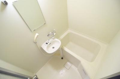 【浴室】アライビル