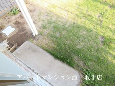 【庭】ルフランイノ