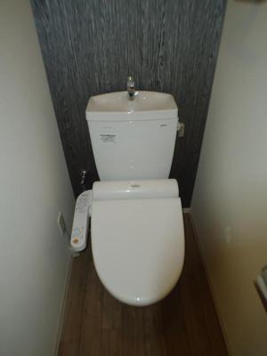 【トイレ】パロス月見山サウスヒル