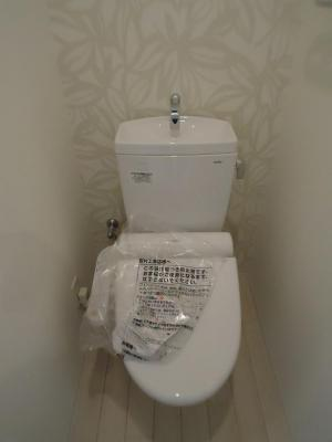 【トイレ】パロス月見山ノースヒル