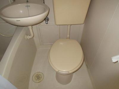 【トイレ】ドミールふなやま