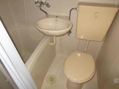 【浴室】ドミールふなやま