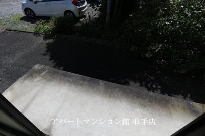 【庭】シャルム取手