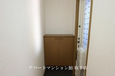 【玄関】シャルム取手