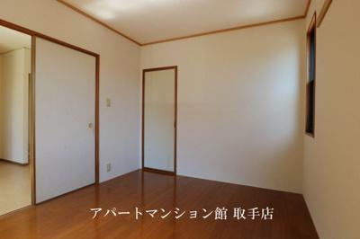 【洋室】シャルム取手