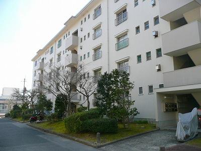 【外観】箕面粟生第2住宅