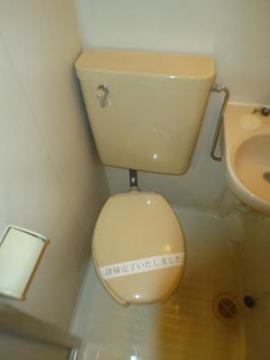 【トイレ】フロントパディブリックス