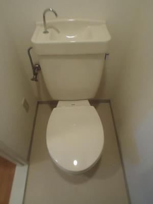 【トイレ】ガーデン・スマ B棟