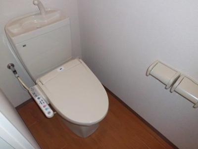 【トイレ】ロッシュ・フォーレ