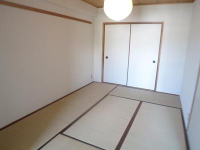 【和室】サンコート萩乃台