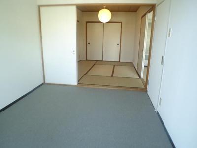 【寝室】サンコート萩乃台