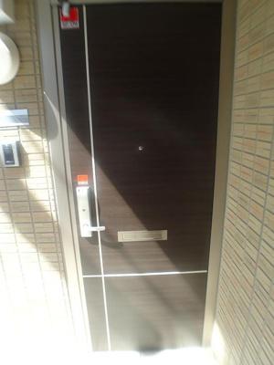 【玄関】エクレール B棟