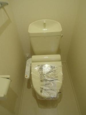【トイレ】エクレール B棟