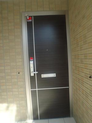 【玄関】エクレール A棟