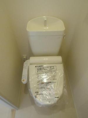 【トイレ】エクレール A棟