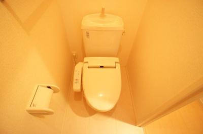 【トイレ】フラワーガーデン青柳