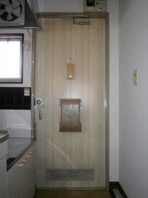 シンプルで使いやすい玄関です。フェニックス