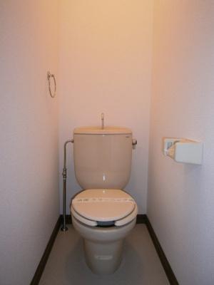 シンプルで使いやすいトイレです。フェニックス