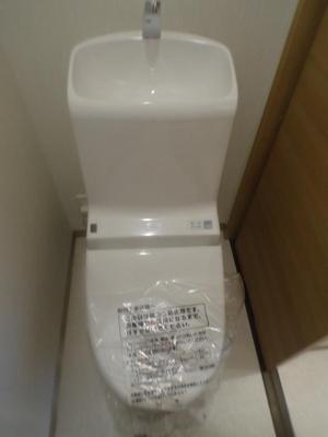 【トイレ】シェモア板宿