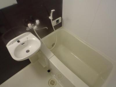 【浴室】シェモア板宿