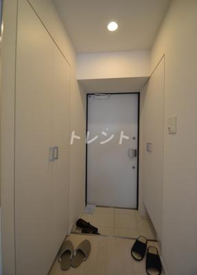 【玄関】アクサス代々木アジールコート