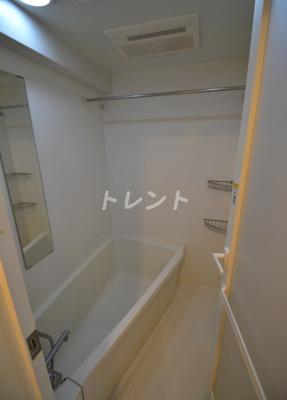 【浴室】アクサス代々木アジールコート