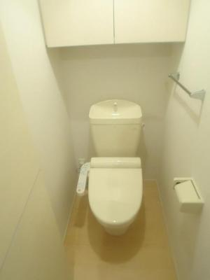 【トイレ】Canal Ark