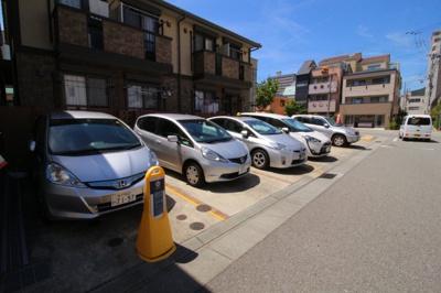 【駐車場】セジュール西代Ⅰ