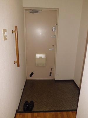 【玄関】コージーオオトリ