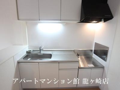 【キッチン】グラン・リーオⅣ