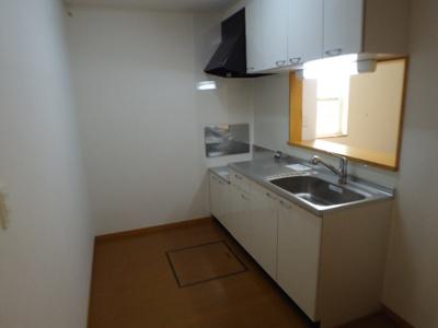 【キッチン】シャトー・シモハタ6