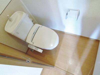 【トイレ】ハピネスサイノ
