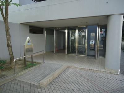 エレベーター・オートロック付・分譲賃貸マンション
