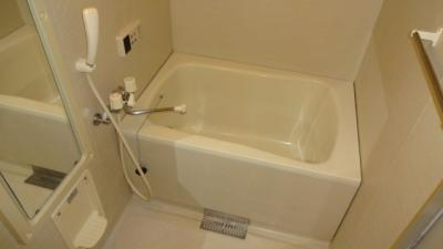 【浴室】サンフロール神戸北Ⅱ