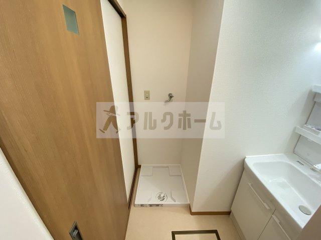 ラピス(八尾市植松町)浴室