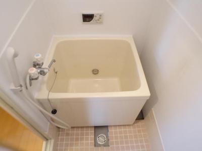【浴室】ラムール長田