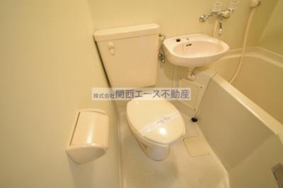 【トイレ】レジデンスイズミ
