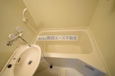【浴室】レジデンスイズミ