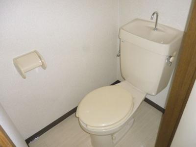 【トイレ】チェリッシュハウス