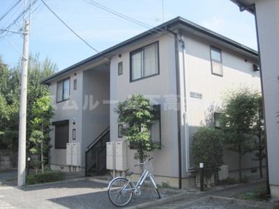 【外観】エラパルド上北沢二番館