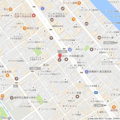リバティ高砂六番館(1LDK) 地図
