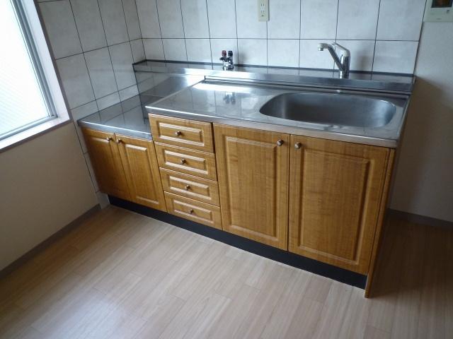 【キッチン】クレールコート安堂