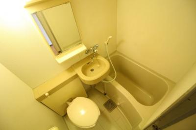 【浴室】パークプラザ鷹取