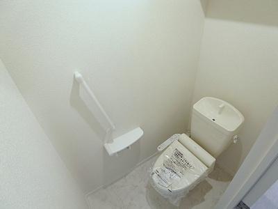 【トイレ】グランマーレ