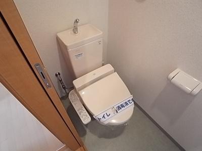 【トイレ】ウイングコート小松