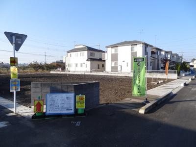 建築条件なし売地/全6区画/1,580万円~1,880万円