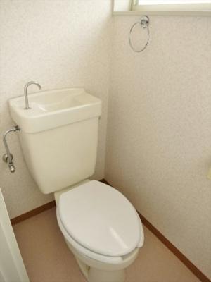 【トイレ】コーポ原 A棟