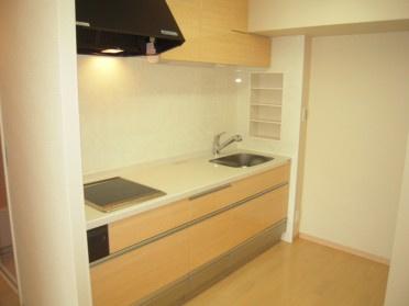 【キッチン】Flat長田北町