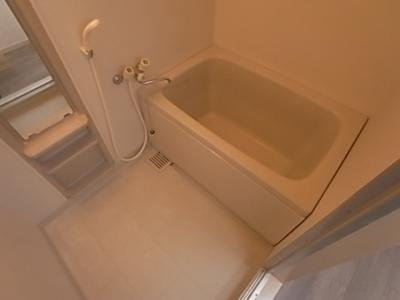 【浴室】ガーデンハイツ桃山台 壱番館